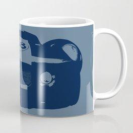 SHELBY DAYTONA 48 CHROMATIC BLUE Coffee Mug