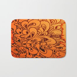 BlackBook Bath Mat