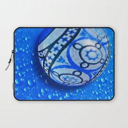 Stone And Water Orb Abstract Laptop Sleeve