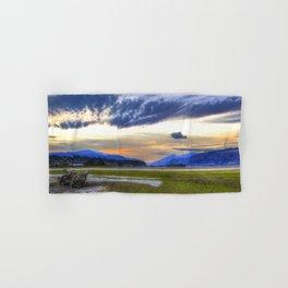 Columbia River, Hood River, Oregon Hand & Bath Towel