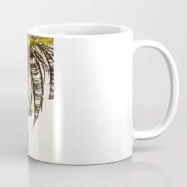 Another day on the floating island Coffee Mug