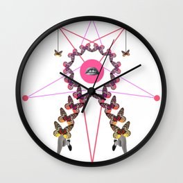 light step Wall Clock