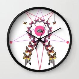 light step Wall Clock