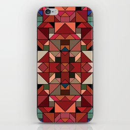 Latino Tiles iPhone Skin