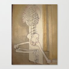 Bone Dance Canvas Print