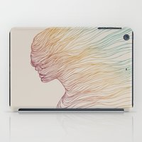 gradient iPad Cases featuring FADE by Huebucket