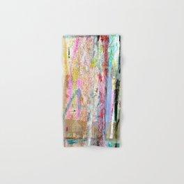 Colorful Bohemian Abstract 1 Hand & Bath Towel