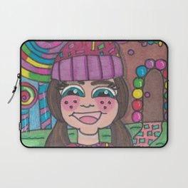 Return to Candy Land Laptop Sleeve