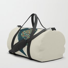 We are made of stardust Duffle Bag