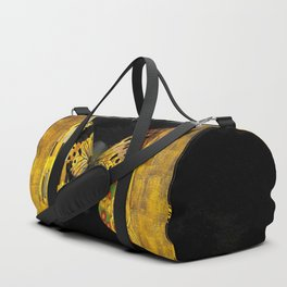 lady butterfly Duffle Bag