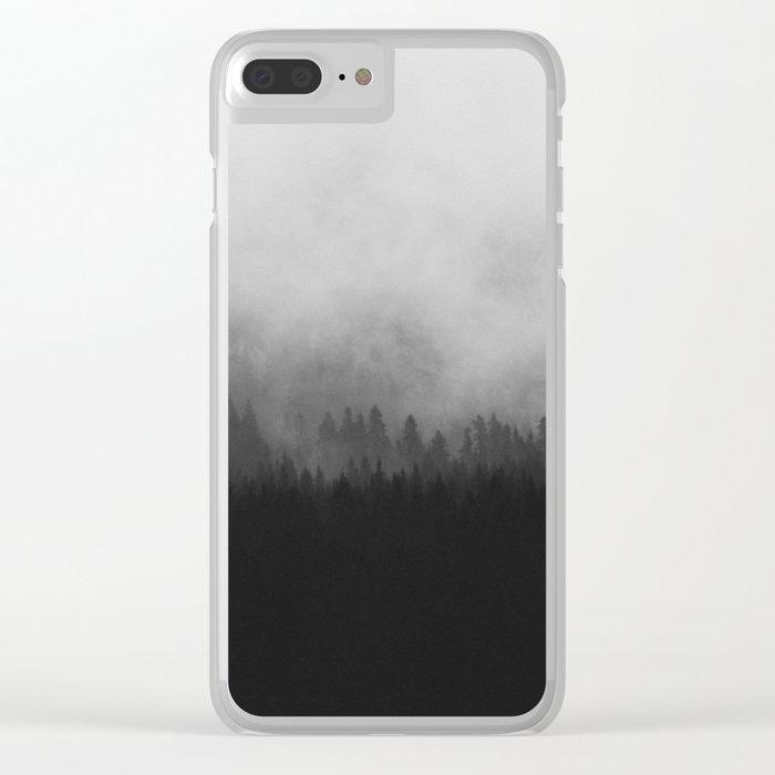 Mist II Clear iPhone Case