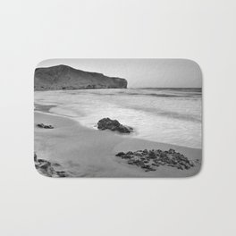 Half Moon beach. BN Bath Mat
