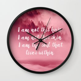 The Soul Wall Clock