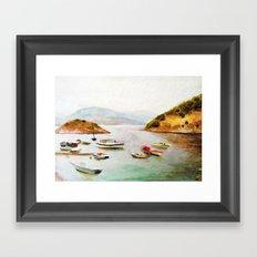EYGENIA LOGVYNOVSKA , SEA Framed Art Print