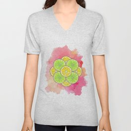 Sour and Sour Unisex V-Neck