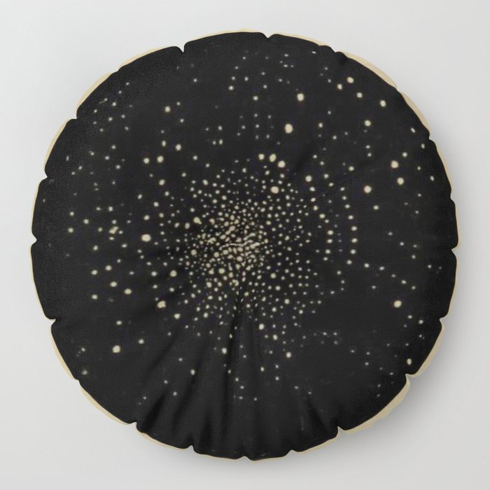 Star Cluster Floor Pillow