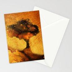 Evening Glory Stationery Cards
