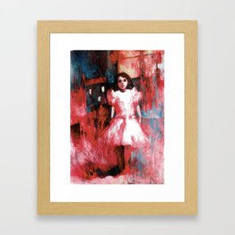 A Dollhouse Framed Art Print