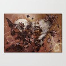 Infertile Canvas Print