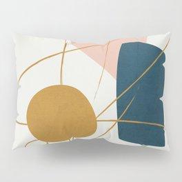 Minimal Abstract Shapes No.46 Pillow Sham