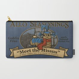 Meet the Missus Tea Carry-All Pouch
