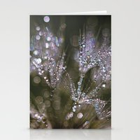 glitter Stationery Cards featuring glitter by Bonnie Jakobsen-Martin