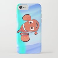 nemo iPhone & iPod Cases featuring Nemo by paulusjart