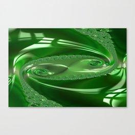Enamored Selenium Fractal 6 Canvas Print