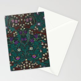 Blackthorn - William Morris Stationery Cards
