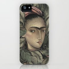 Frida Kahlo Slim Case iPhone (5, 5s)