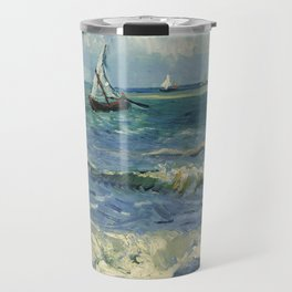 Van Gogh Travel Mug