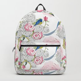 Throw for Cathy Backpack