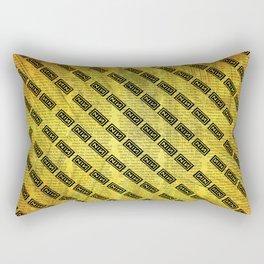 NIN & Trent Have A Fragile Hurt Rectangular Pillow