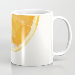 Navel Orange Coffee Mug