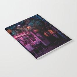 Ramen Corner in Tokyo Notebook