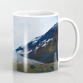 Columbia Icefields in Jasper National Park, Canada Coffee Mug