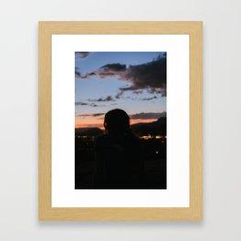 Kenzie 001 Framed Art Print