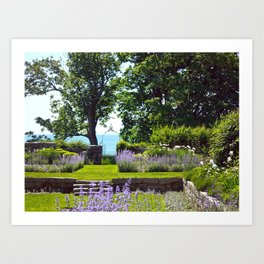 Harkness Memorial Art Print
