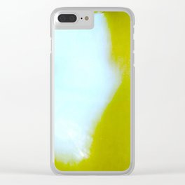 Abstract  01 Clear iPhone Case