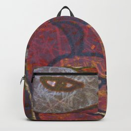 Dear Beasts on the Wall Backpack