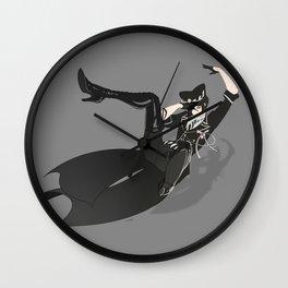 The Devil Wall Clock