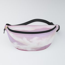 Candy Floss Mist Fanny Pack