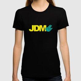 JDM shocker v2 HQvector T-shirt