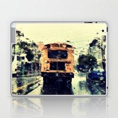 frisco kid // yellow bus Laptop & iPad Skin