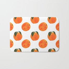 Peach Harvest Bath Mat
