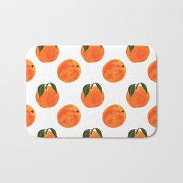 Peach Harvest Bath Mat