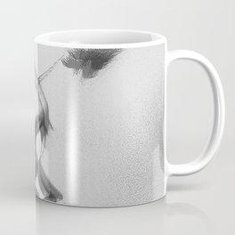Two girls kissing Coffee Mug