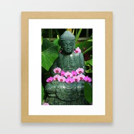 Inner Peace Framed Art Print