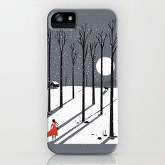 little red cap Slim Case iPhone (5, 5s)