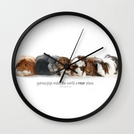 the Madness. Wall Clock